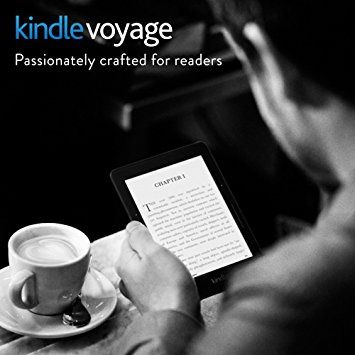 "Флагманът на Amazon: Kindle Voyage 6""E-ink 300dpi 4GB WiFi BG-keyboard"