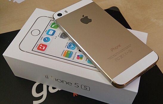 iphone 5S 16GB novo na caixa selado com todos acessórios