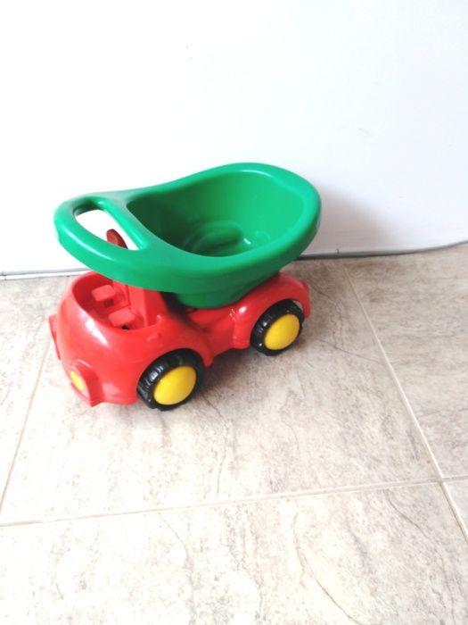 Hemar Детски самосвал за бутане и извозване на играчки.Конструктор
