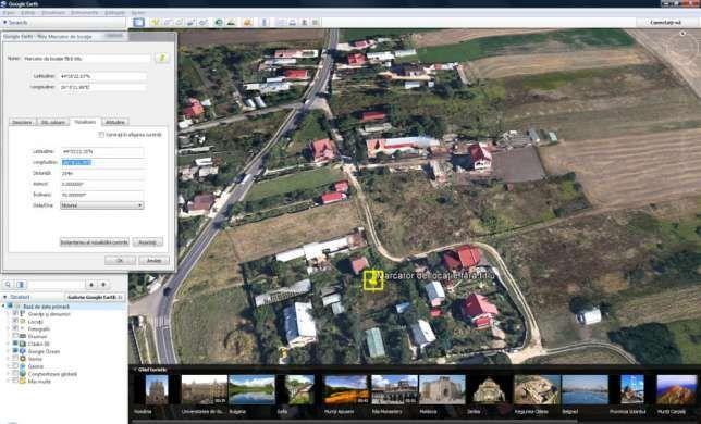 Vanzare  terenuri constructii  707 mp Ilfov, Dimieni  - 33000 EURO