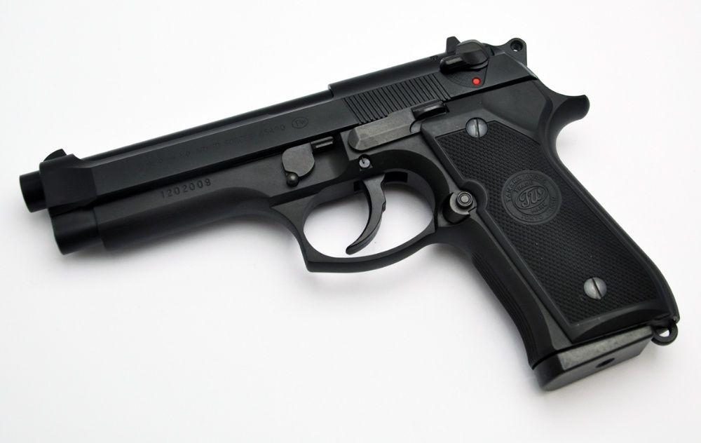 Pistol-UNICAT-Foarte PUTERNIC Beretta/Taurus Full METAL Airsoft CO2 4J