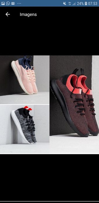 Adidas tubular shadow p