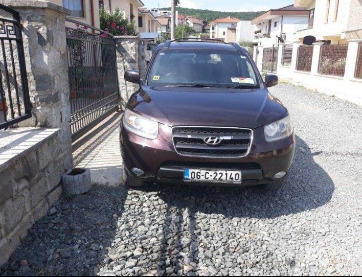 Dezmembrez Hyundai Santa fe 1 si 2 modele 2001-2010 motor 2.0 2.2