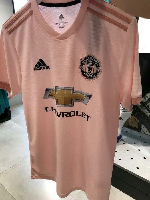 Manchester United kit 2018/19