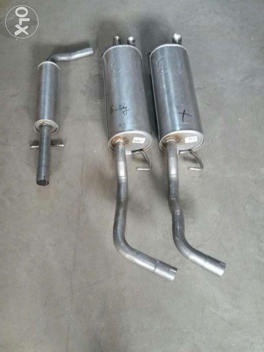 Toba esapament Seat LEON (1M) 1.4-1.6-1.8-1.9-2.0 benzina sau diesel