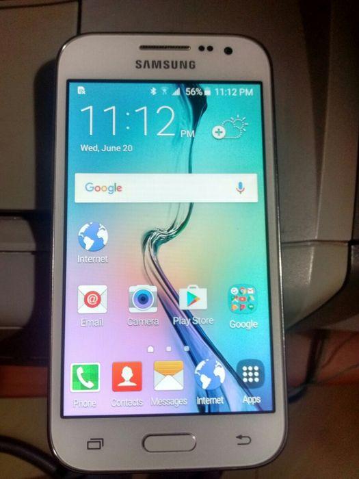 Samsung core prime 8gb novo