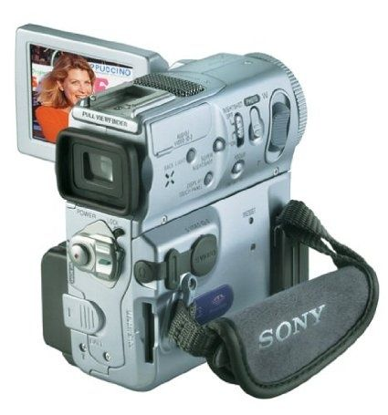 vand camera Sony handy cam , dvd in and out