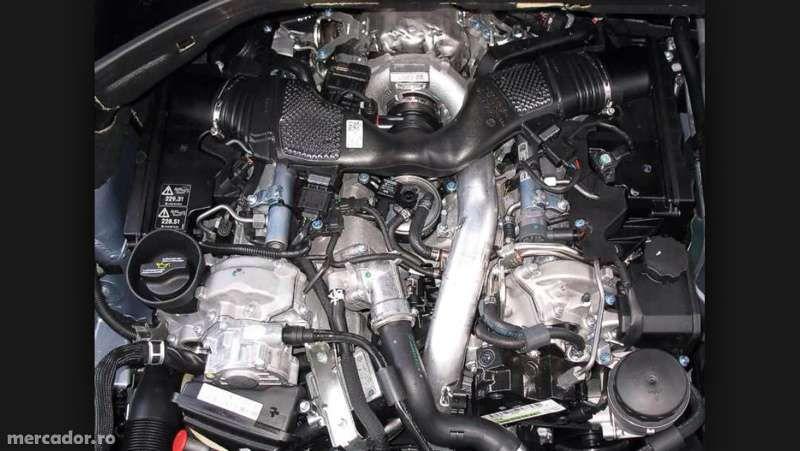 Vand motor mercedes 3.0cdi v6 om 642