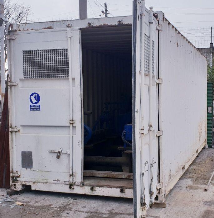 Generator curent 350 kva