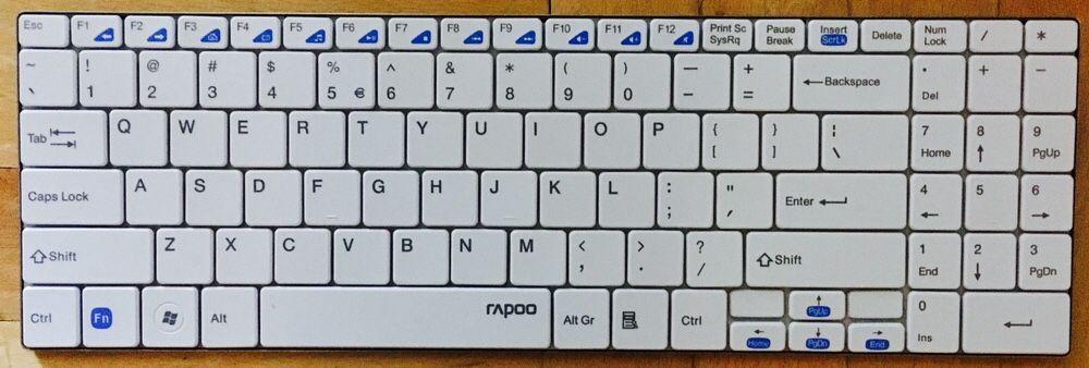 Tastatura wi-fi