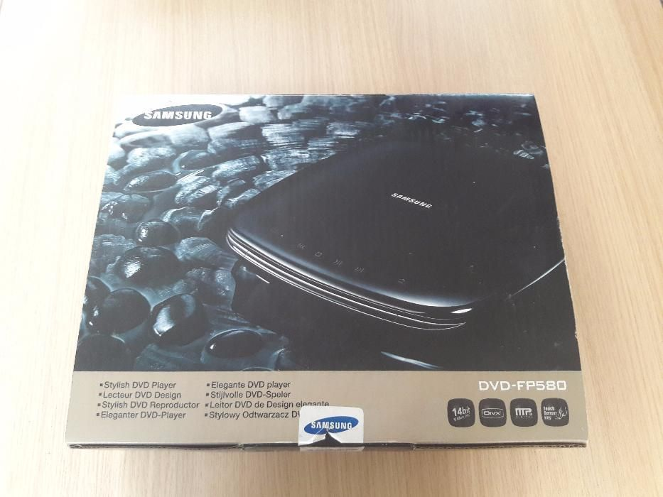 Samsung DVD-FP580 DVD плеър