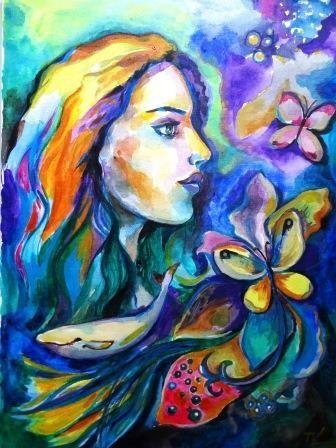 Картини - акрилни бои