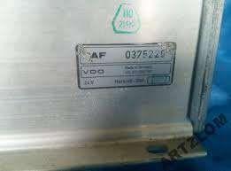 vand unitate de control DAF 0087087