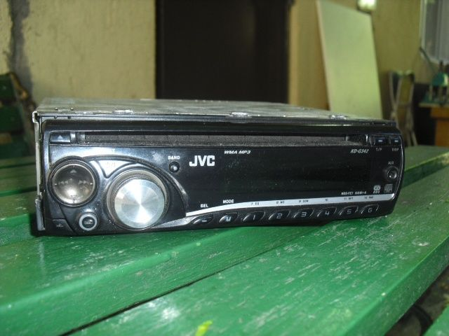 JVC Mod. KD-G342 CD/Radio MP3 50 x 4 W max.