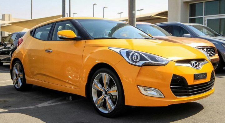 Hyundai Veloster 0km