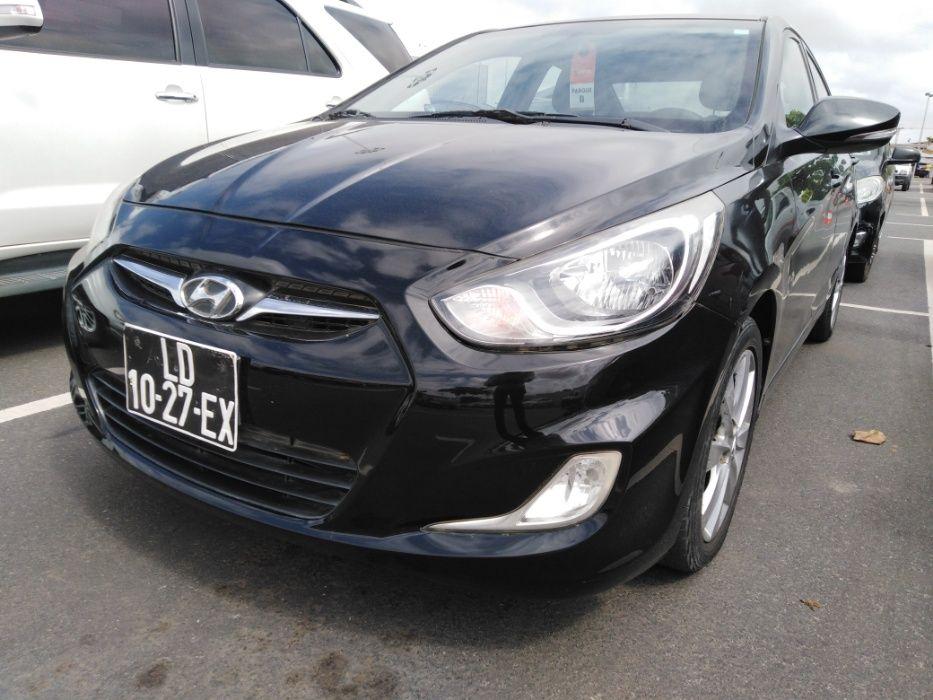 Vendo o meu Hyundai Accent - Limpo 2016