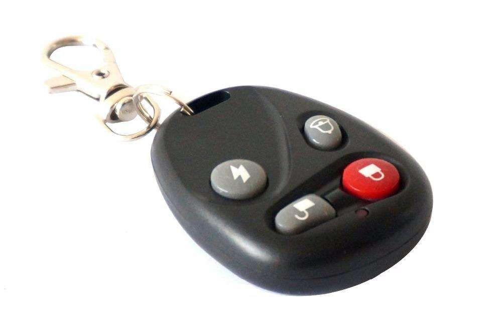 Controle Remoto do GPS Tracker incluindo a Configuração