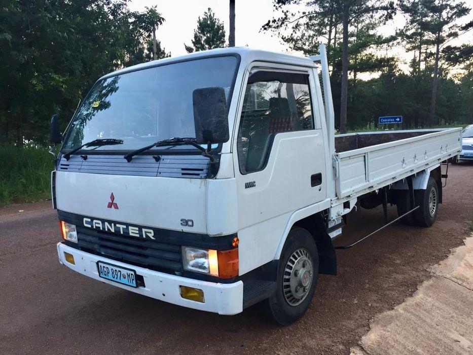 Mitsubishi | Canter | Manual | Diesel | Motor: 4D33 | 6 Toneladas