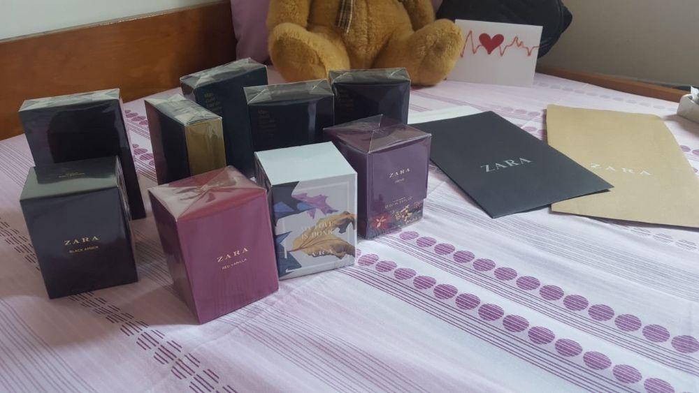 Super Promoção! Perfumes da Zara para o seu Amor!