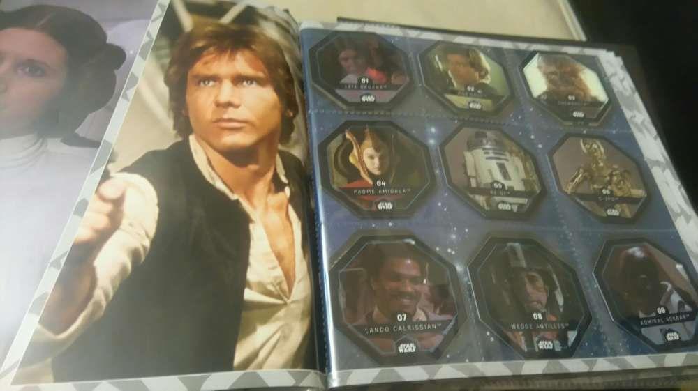 Albume Star Wars