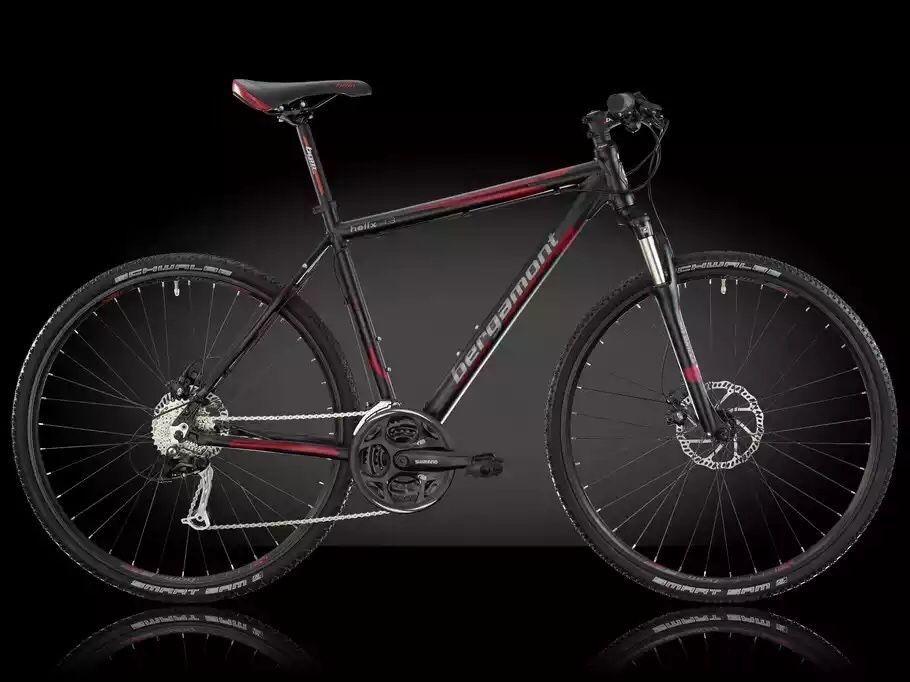 Bicicleta Bergamount Helix 4.3