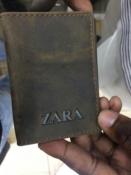 Zara carteira