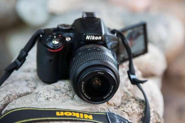 Крутой фотоаппарат Nikon D5100 профессиональный зеркальный