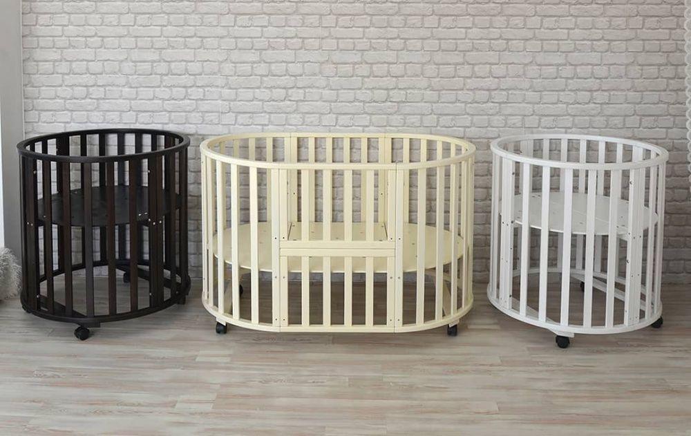 Детская кроватка трансформер Россия