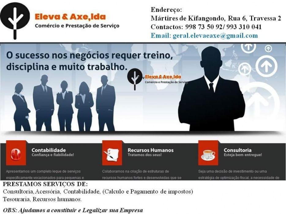 Serviços Administrativo e Financeiros