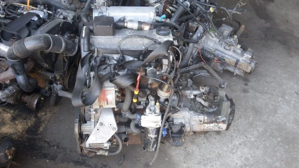 Контрактный двигатель, мотор из Германии без пробега по Казахстану
