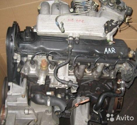 Контрактный двигатель на ауди 2.3 из Германии без пробега по СНГ.