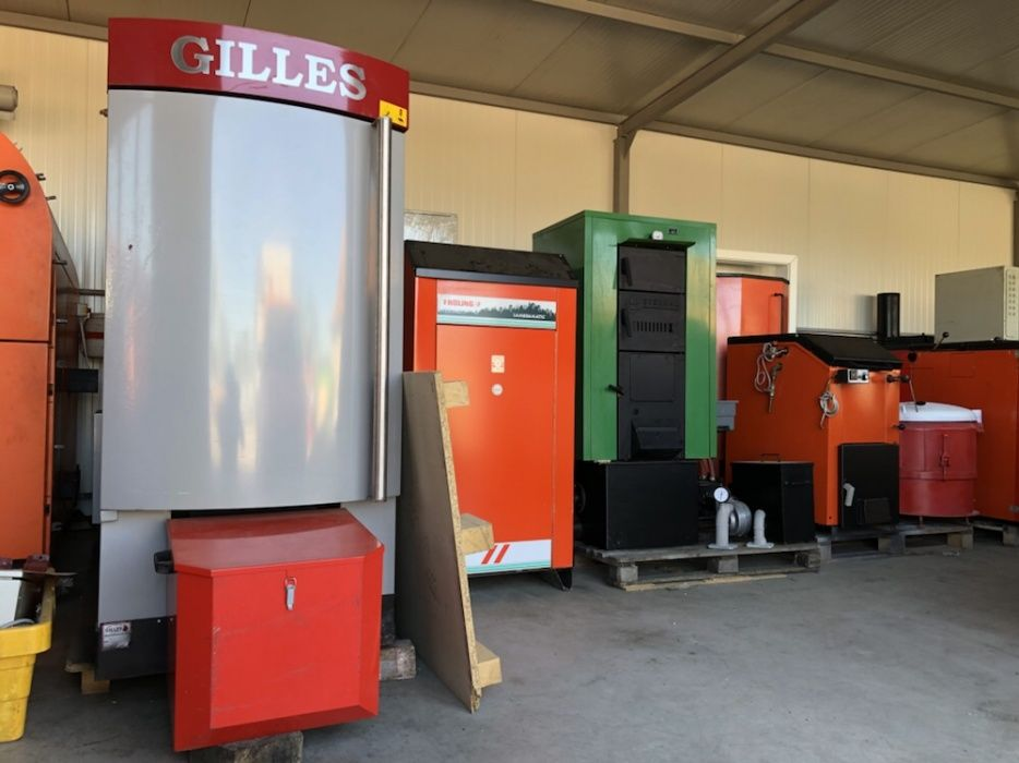 Centrala Termica GILLES 95-145kW