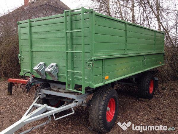 Remorca pentru transport cereale ,6,5to,Import Germania