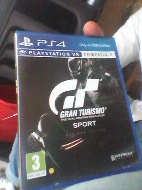 Gran turismo 3mil e Assassins Creed Origins 2,5