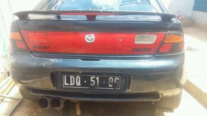 Vendo o meu Mazda 323 Desportivo