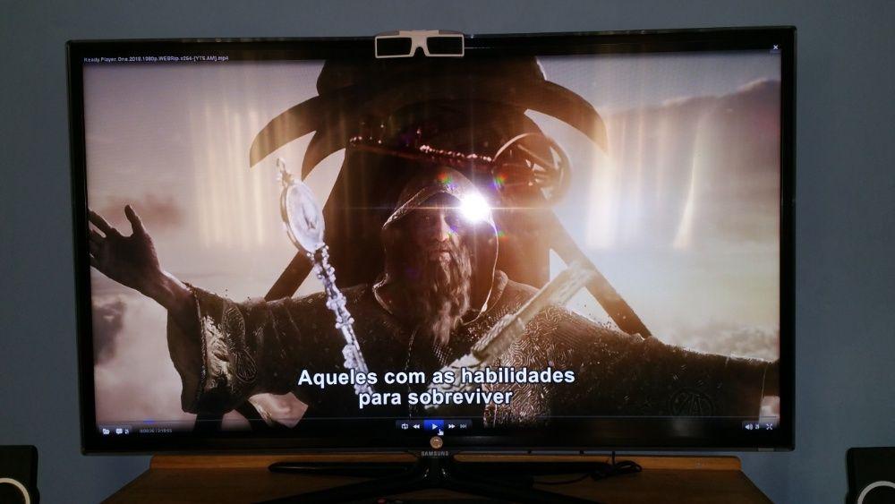 """TV Samsung 46"""" 1080p (original) - (ver descrições de texto)"""