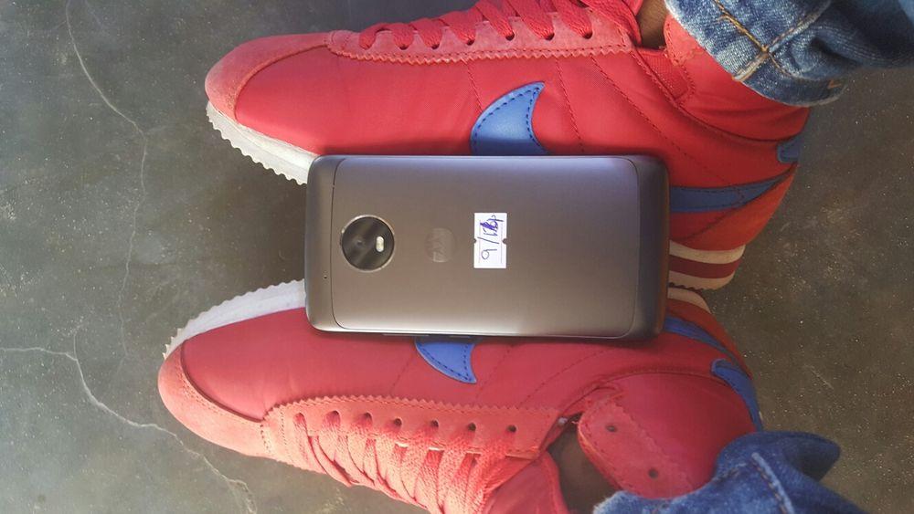 Motorola G 5 bem novo fora da caixa