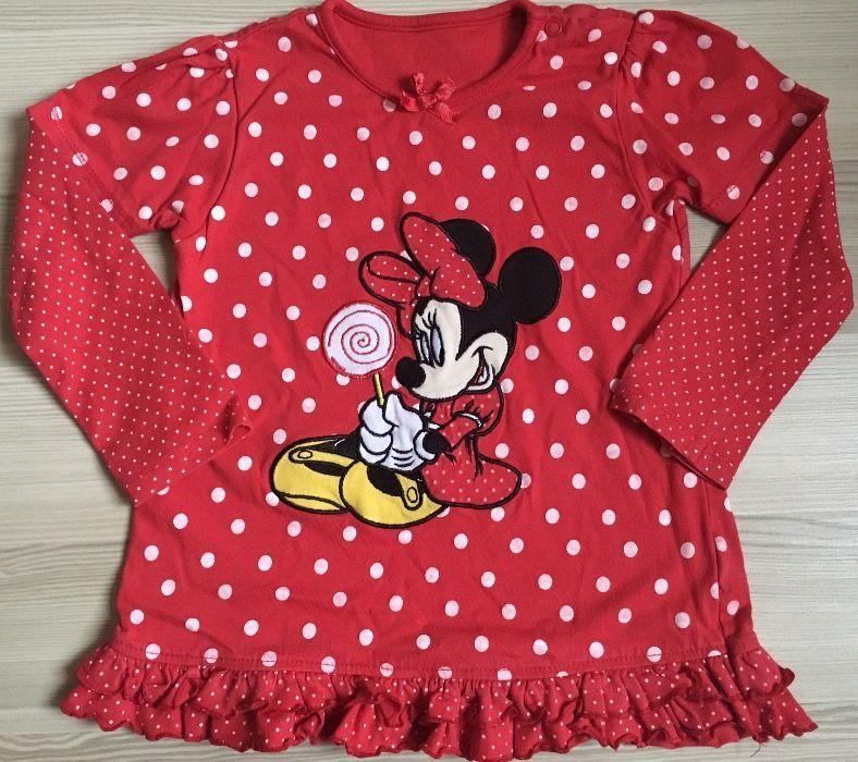 Bluze Disney Minnie Mouse 1,5-2ani++ paiete superbe