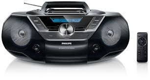 -35 % Reducere, Radio Philips AZ780,CD, Tuner FM, USB,AUX, NOU Sigilat