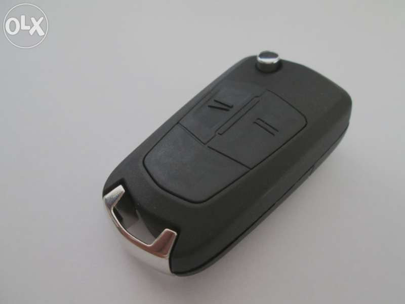 Ключ 2 бутона Opel (Astra, Corsa, Zafira, Vectra, Signum)!