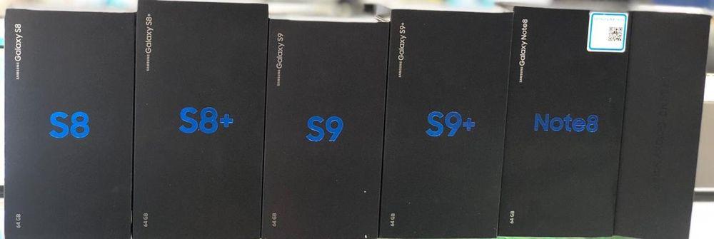 Samsung galaxy S9+ Duos 64GB selados ao melhor preço