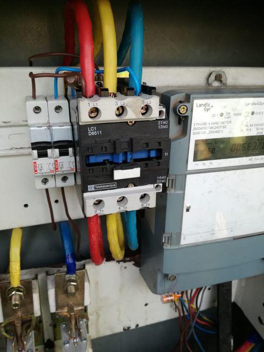 Electricista polivalente