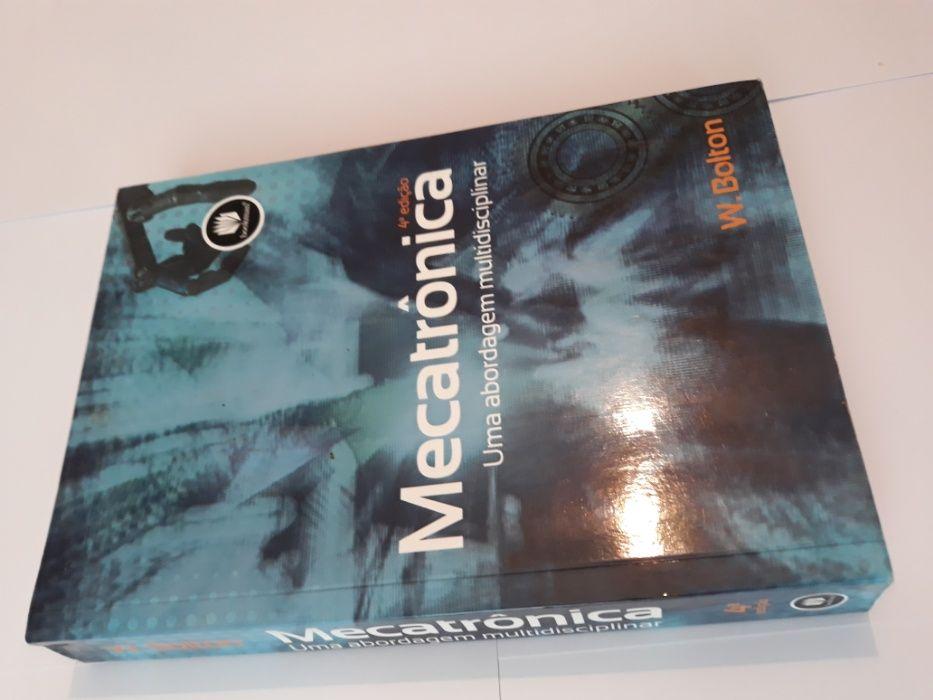 Mecatrônica - Uma Abordagem Multidisciplinar - 4ª Ed