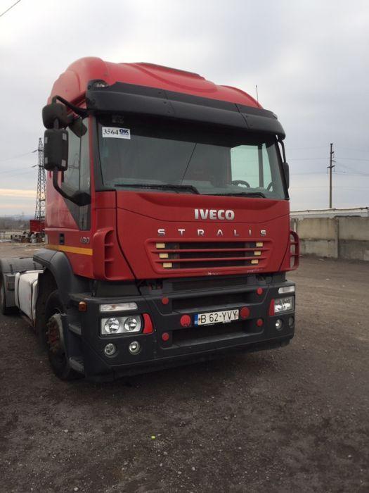 Dezmembrez Cap Tractor Iveco/Volvo/Man/Daf/Scania
