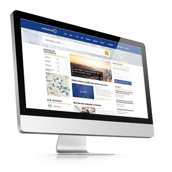 Website-uri profesionale incepand de la 800 de euro