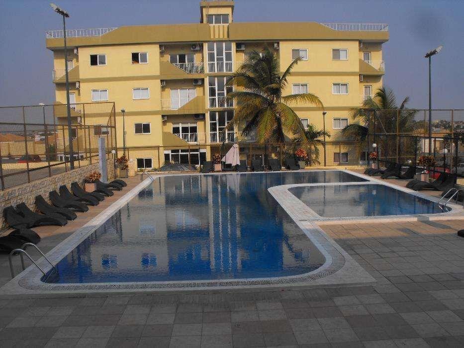Apartamento T3 Semi Mobilado Condomínio VAle Dos Pássaros