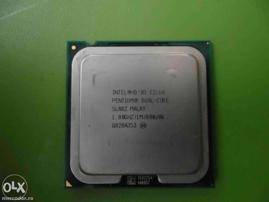 Procesor Intel Pentium Dual Core E2160 1.8GHz 1MB fsb 800 socket 775