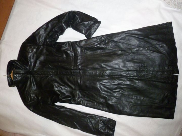 М Дълго яке от естествена кожа, Шуба от естествена кожа