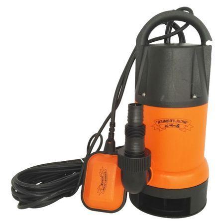 Pompa submersibila de apa reziduala cu flotor Micul Fermier 900 W