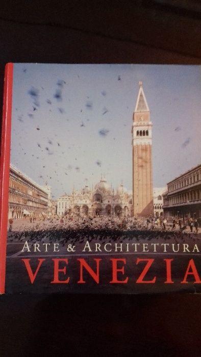 Colectia Arta si Arhitectura, Venetia, Roma, Florenta, Luvru, Konemann